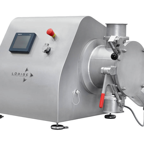 Ploughshare® mixer (Lab machine)