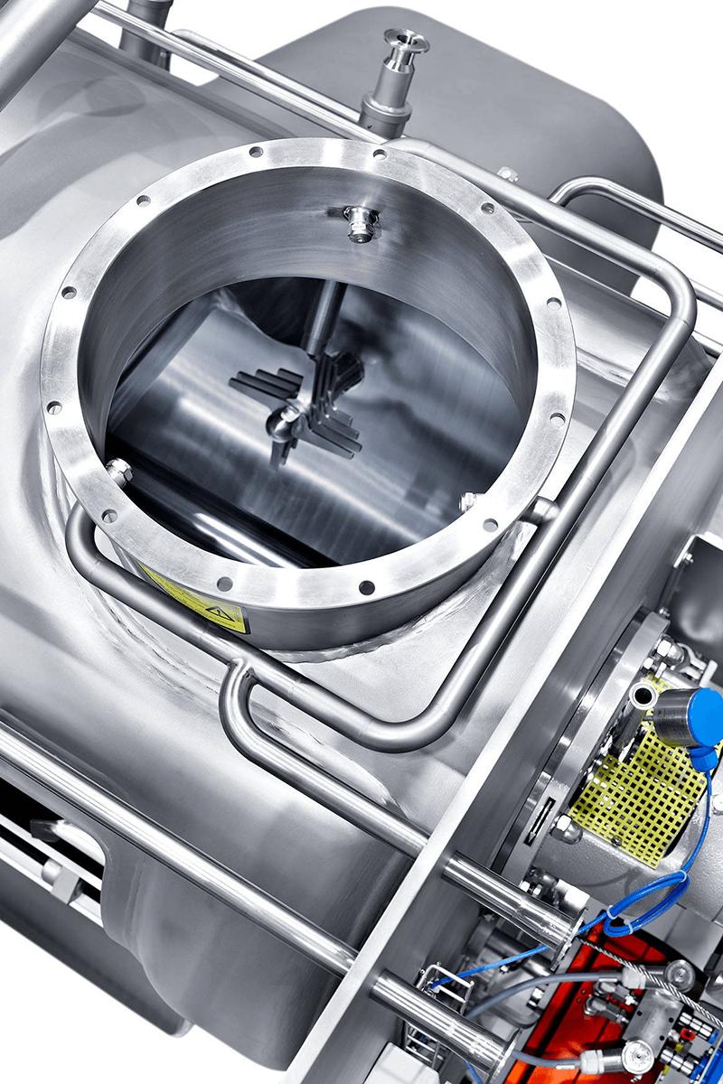 Gebrüder Lödige Maschinenbau GmbH: Ploughshare® mixers for batch